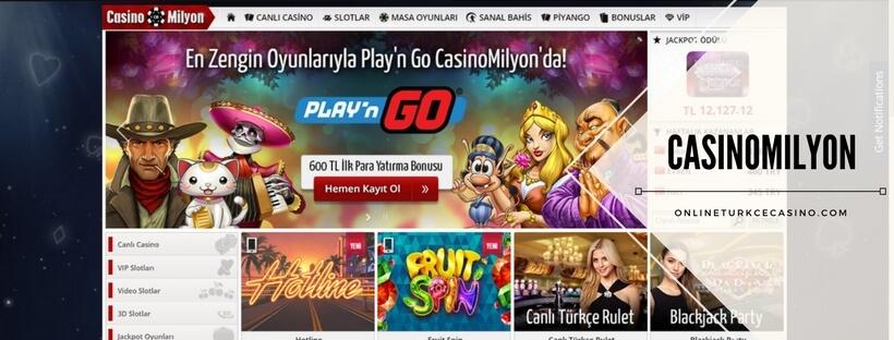 casinomilyon